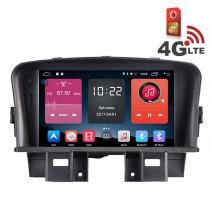 Навигация / Мултимедия с Android 6.0 или 10 и 4G/LTE за Chevrolet Cruze DD-K7422
