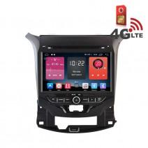 Навигация / Мултимедия с Android 6.0 или 10 и 4G/LTE за Chevrolet Cruze DD-K7424
