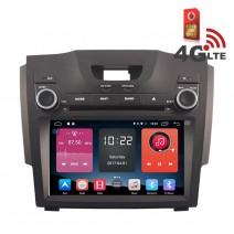 Навигация / Мултимедия с Android 6.0 или 10 и 4G/LTE за Chevrolet S10 DD-K7426