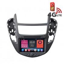 Навигация / Мултимедия с Android 6.0 или 10 и 4G/LTE за Chevrolet Trax DD-K7428