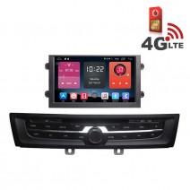 Навигация / Мултимедия с Android 6.0 или 10 и 4G/LTE за MG6 2013 DD-K7631