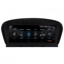 Навигация / Мултимедия с Android 9.0 Pie за BMW E60, E61, E63, E64, E90, E91, E92, E93 CIC с голям екран - DD-8233