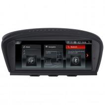 Навигация / Мултимедия с Android 10 за BMW E60, E61, E63, E64 CCC с голям екран - DD-8210