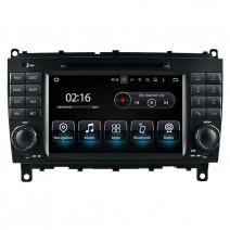 Навигация / Мултимедия с Android 10 за Mercedes CLK W209/CLS W219 - DD-8812