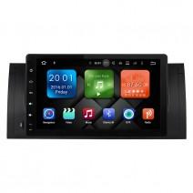 Навигация / Мултимедия с Android 6.0 и 4G/LTE за BMW E38, E39, X5 E53 DD-9002
