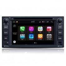 Навигация / Мултимедия с Android 8.0 Oreo за Toyota Corolla, Hilux, RAV4 и други - DD-Q010
