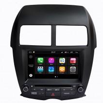 Навигация / Мултимедия с Android 7.1 NOUGAT за Mitsubishi ASX - DD-Q026