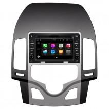 Навигация / Мултимедия с Android 7.1 NOUGAT за Hyundai I30 - DD-Q043