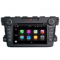 Навигация / Мултимедия с Android 8.0 Oreo NOUGAT за Mazda CX-7 - DD-Q097