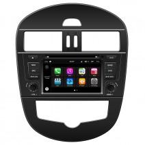 Навигация / Мултимедия с Android 7.1 NOUGAT за Nissan Tiida  - DD-Q105