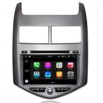Навигация / Мултимедия с Android 8.0 Oreo за Chevrolet Aveo - DD-Q107