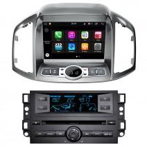 Навигация / Мултимедия с Android 8.0 Oreo за Chevrolet Captiva - DD-Q109