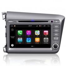 Навигация / Мултимедия с Android 7.1 NOUGAT за Honda Civic - DD-Q132