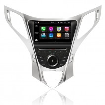 Навигация / Мултимедия с Android 8.0 Oreo за Hyundai Azera - DD-Q104