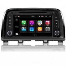 Навигация / Мултимедия с Android 7.1 NOUGAT за Mazda CX-5  - DD-Q223