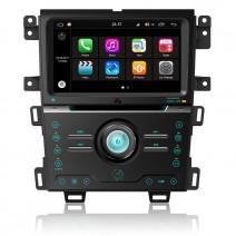 Навигация / Мултимедия с Android 7.1 NOUGAT за Ford Edge - DD-Q255