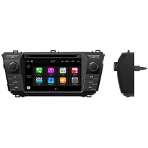 Навигация / Мултимедия с Android 7.1 NOUGAT за Toyota Corolla - DD-Q307