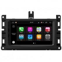 Навигация / Мултимедия с Android 7.1 NOUGAT за Jeep Grand Cherokee - DD-Q349