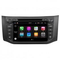 Навигация / Мултимедия с Android 7.1 NOUGAT за Nissan Sylphi - DD-Q196