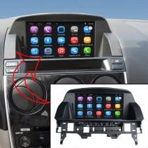 Навигация / Мултимедия с Android 7.1 за Мазда 6 - DD-WF17A