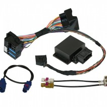 CAN-Bus Interface for VW RNS-510/MFD3 CAN TP 1.6 with TV-Free - DSP Sound