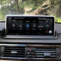 Навигация / Мултимедия с Android 9.0 Pie за BMW E90, E91, E92, E93 с голям екран - DD-8273