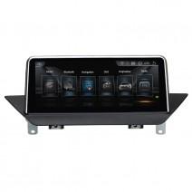 Навигация / Мултимедия с Android 9.0 Pie за BMW X1 Е84 с голям екран - DD-8219
