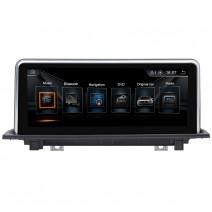 Навигация / Мултимедия с Android 9.0 Pie за BMW X1 F48 NBT с голям екран - DD-8209