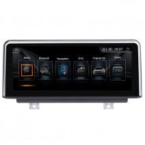 Навигация / Мултимедия с Android 9.0 Pie за BMW F20/F21/F23 NBT с голям екран - DD-8211