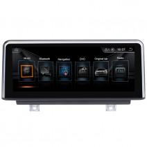 Навигация / Мултимедия с Android 9.0 Pie за BMW F30/F31/F32/F33/F34/F35/F36 NBT с голям екран - DD-8213