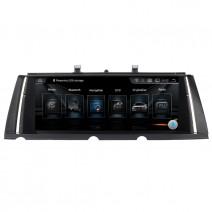 Навигация / Мултимедия с Android 9.0 Pie за BMW F01/F02 CIC с голям екран - DD-8217