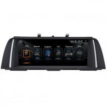 Навигация / Мултимедия с Android 9.0 Pie за BMW F10/F11 CIC с голям екран - DD-8208