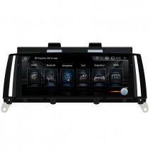 Навигация / Мултимедия с Android 9.0 Pie за BMW X3 F25 / X4 F26 CIC с голям екран - DD-8253