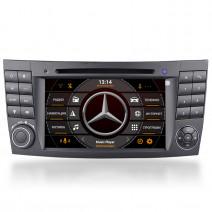 Навигация / Мултимедия с Android 10 за Mercedes E-class W211, CLS W219  - DD-7080