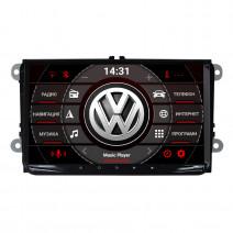 Навигация / Мултимедия с Android 10 за VW Golf, Passat, Tiguan, Touran, EOS, Caddy, Jetta и други DD-9018