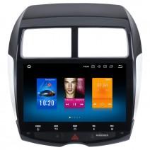 Навигация / Мултимедия с Android 9.0 за Mitsubishi ASX  - DD-2106