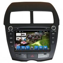 Навигация / Мултимедия с Android 8.0 или 7.1 за Mitsubishi ASX  - DD-8023