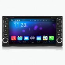 Навигация / Мултимедия с Android 8.0 или 7.1 за Toyota Corolla, Hilux, RAV4 и други  - DD-6003