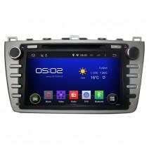Навигация / Мултимедия с Android 8.0 или 7.1 за Mazda 6  - DD-8001