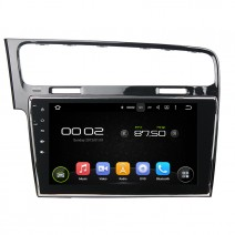 Навигация / Мултимедия с Android 10 за  VW Golf 7 - DD-1017