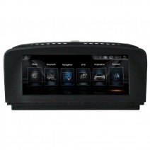 Навигация / Мултимедия с Android 9.0 Pie за BMW 7 - E65, E66 с голям екран - DD-8207