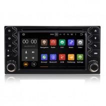 Навигация / Мултимедия с Android 8.0 или 7.1 за Toyota Corolla, Hilux, RAV4 и други DD-6548