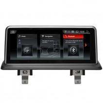 Навигация / Мултимедия с Android 9.0 Pie за BMW 1 - E81, E82, E87, E88 с голям екран - DD-8251