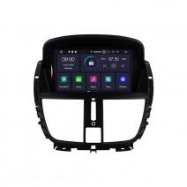 Навигация / Мултимедия с Android 9.0 Pie за Peugeot 207  - DD-5395