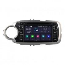 Навигация / Мултимедия с Android 10 за Toyota Yaris  - DD-5748