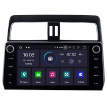 Навигация / Мултимедия с Android за Toyota Land Cruiser Prado 150 2018 - DD-2165