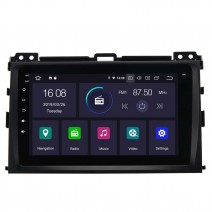 Навигация / Мултимедия с Android за Toyota Land Cruiser Prado 120 - DD-5292