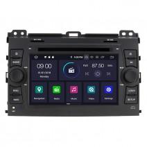 Навигация / Мултимедия с Android 10 за Toyota Land Cruiser 120 Prado - DD-7640