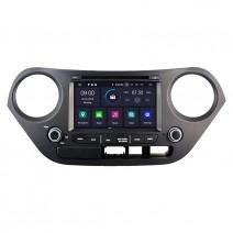 Навигация / Мултимедия с Android 9.0 за Hyundai I10  - DD-5314