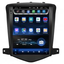 Навигация / Мултимедия / Тесла стил с Android 8.1 за Chevrolet Cruze - DD-1422